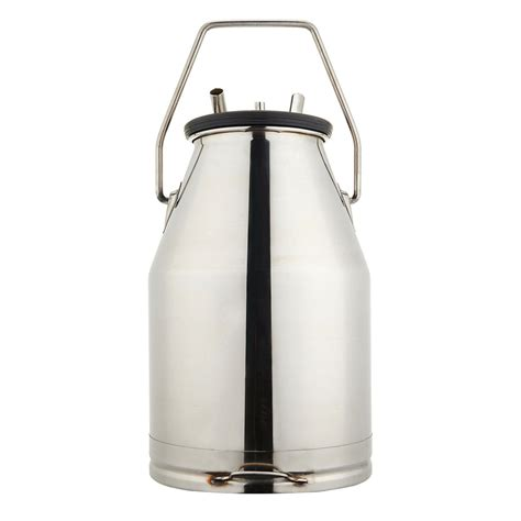 Alat Peternakan 304 Stainless Steel Tank Machin portable cow milker machine tank barrel 304 stainless steel ebay