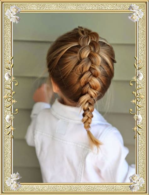 Easy Braided Hairstyles For School by 50 Braided Hairstyles Back To School Haircuts For