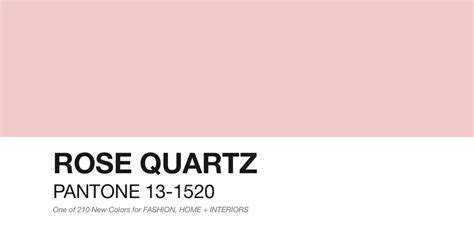 Pantone Color Of The Year 2018 by Pantone Names Colours Of The Year For 2016 Rose Quartz