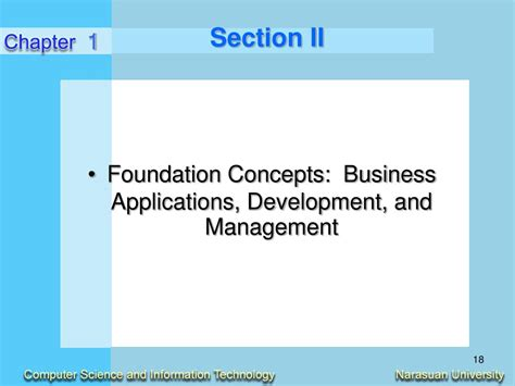 section management ppt management information systems powerpoint