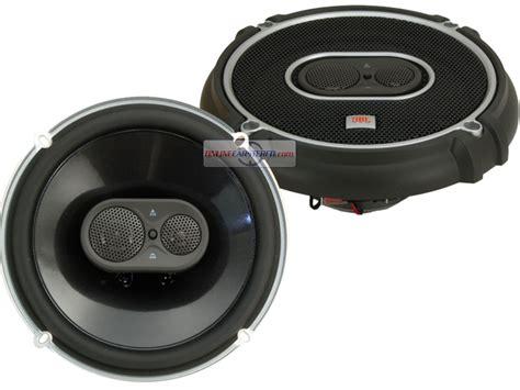 Speaker Jbl Gto jbl gto638 6 1 2 quot 180w 3 way gto series speaker system at onlinecarstereo