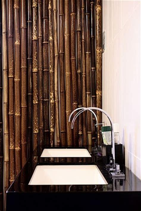 bamboo in the bathroom bamboo bathroom asian bathroom