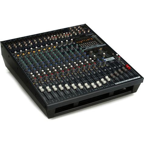 Mixer Yamaha yamaha emx5016cf 500w 500w stereo powered mixer at