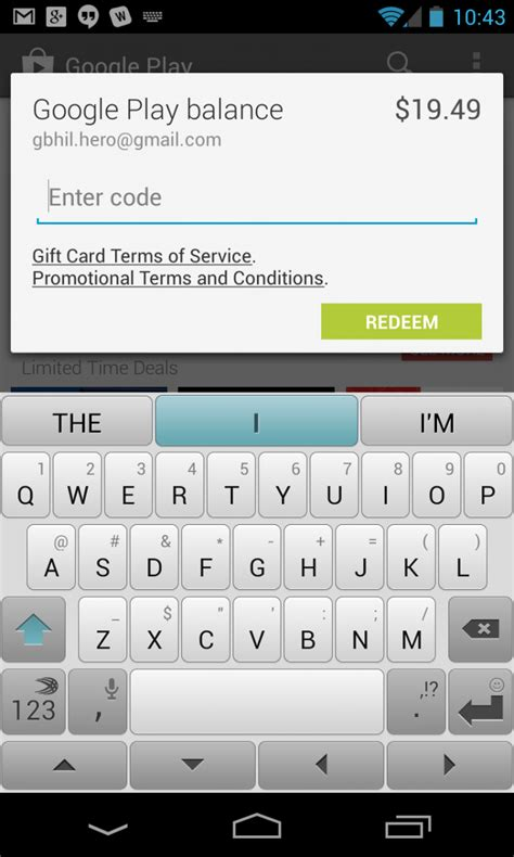 Google Play Gift Card Pakistan Free - how to get redeem codes for google play store memphis botanical garden