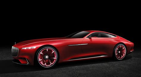 mercedes maybach vision mercedes maybach 6 mercedes