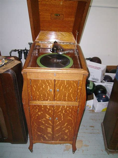 vintage record player cabinet parts vintage antique victrola phonograph record player