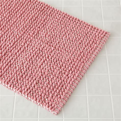 Pink Bathroom Rugs And Mats Shower Curtains And Bath Mats The Land Of Nod