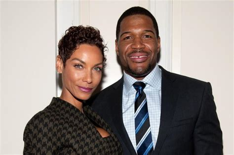 michael strahan and his wife image gallery strahan wife