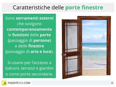 porta finestra costo porte finestre tipologie e prezzi with finestre