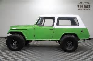 Jeep Convertible Hardtop 1965 Jeep Commando Top Convertible 4x4 Dauntless V6