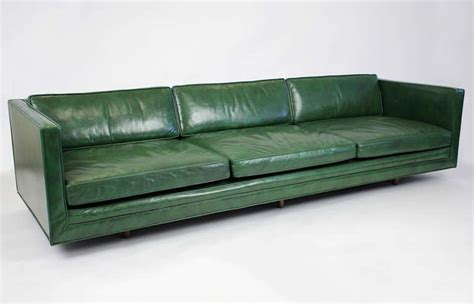 Leather Sofas At Harveys Harvey Probber Leather Sofa At 1stdibs