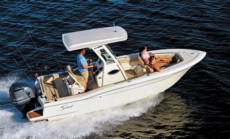 scout boats boat test florida sport fishing journal online television