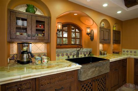 hacienda kitchen design haute hacienda mediterranean kitchen san diego by