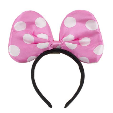light up mouse minnie mickey mouse ears light up bow headbands flashing