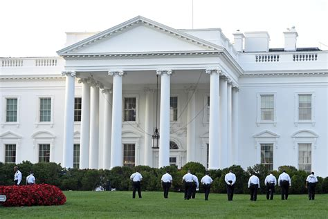 white houses the white house s new security plan lock the front door new york post