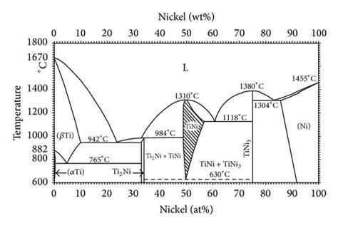 Equilibrium Phase Diagram
