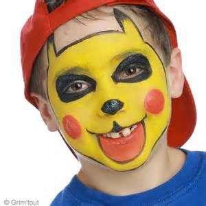 maquillage de pikachu facile id 233 es et conseils maquillage