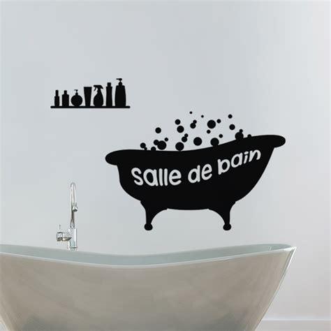 stickers baignoire sticker baignoire salle de bain stickers salle de bain