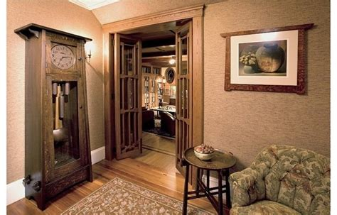 arts crafts style library arts crafts style library craftsman home office