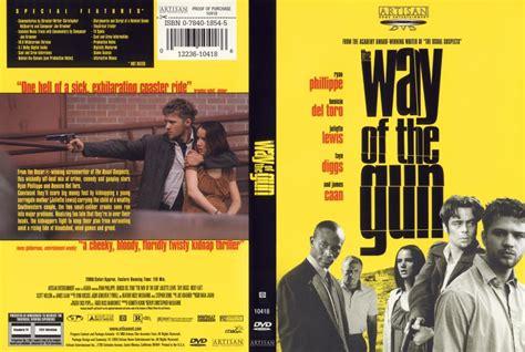 Way Of The Gun way of the gun dvd scanned covers 211wayofthegun