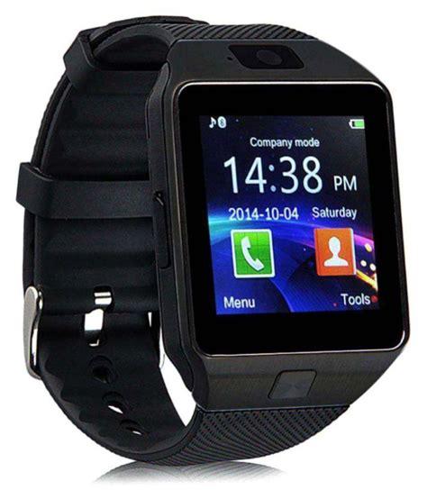 e comfort e comfort dz09 smart watches black wearable