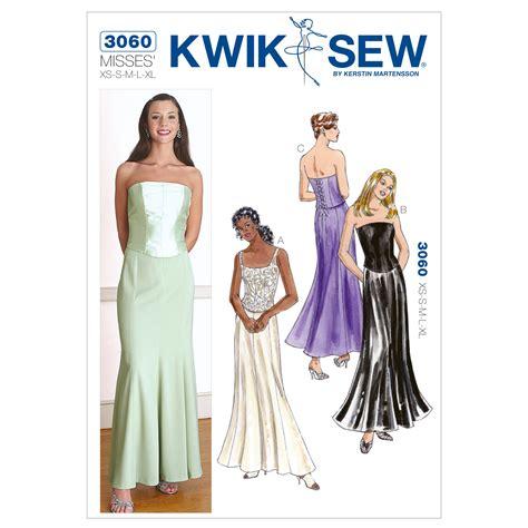 patterns sewing joannes mccall pattern k3060 xs s m l x kwik sew pattern jo ann