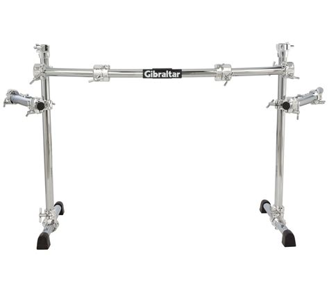 Jual Rack Drum Gibraltar gibraltar gcs375 rs rack pack with side wings chrome