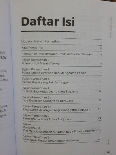 Buku Saku Patofisiologi Menjadi Sangat Mudah Ed2 Diskon buku mutiara nasihat ramadhan 20 kajian ramadhan seri 1