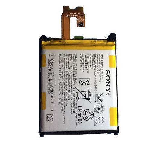 Baterai Sony Experia Z L Original bateria sony xperia z2 original kit ferramentas gratis
