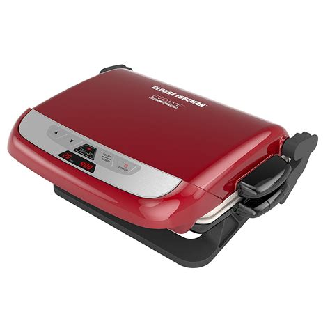 George Foreman Evolve Grill by George Foreman S Grp4842r 3 In 1 Multi Plate Evolve Grill