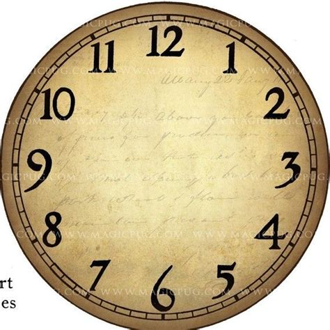 1000 images about clock face templates on pinterest 1000 images about clocks on pinterest blank clock clip