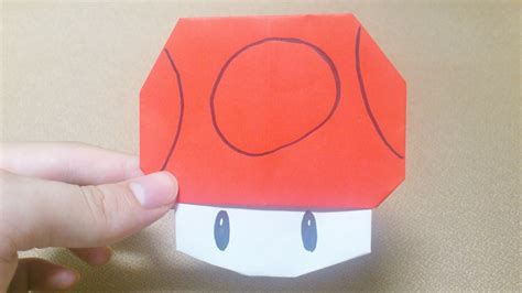 How To Make Origami Mario - mario how to make origami paper mario 折り紙