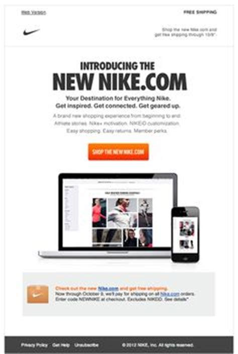 How To Get The Most Out Of A New Website Launch Announcement Noupe New Website Launch Email Template