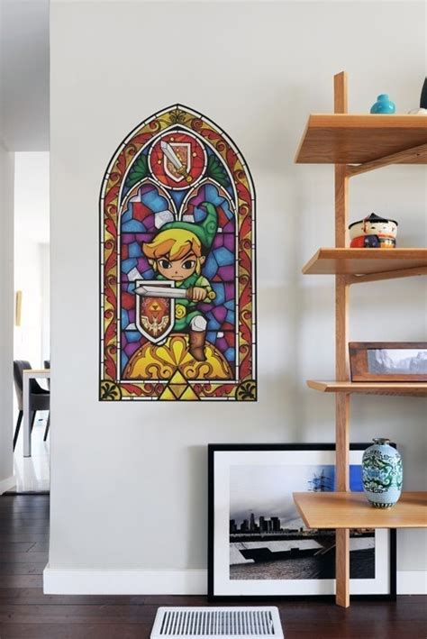 sticker for glass wall stained glass wall decal