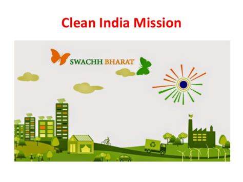 Mission Clean India Essay by Clean India Mission