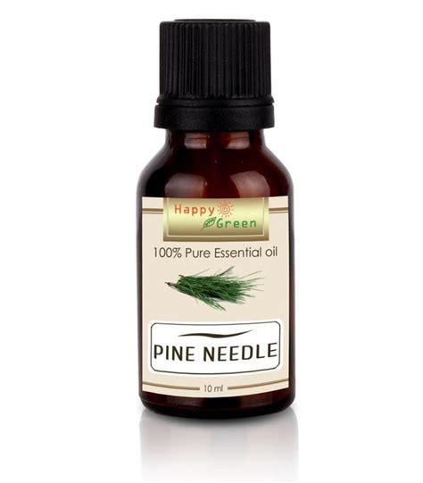 happy green pine needle  ml minyak pinus custom