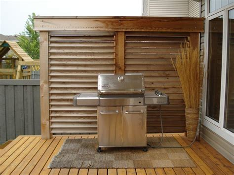deck privacy wall fences privacy walls and