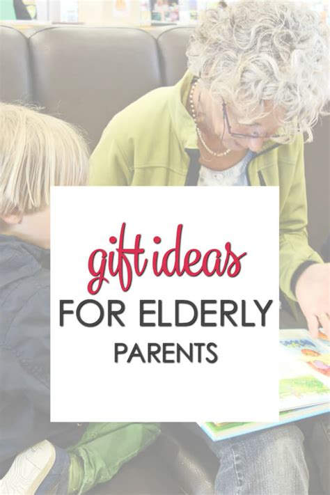 christmas gifts for elderly parents it is a keeper