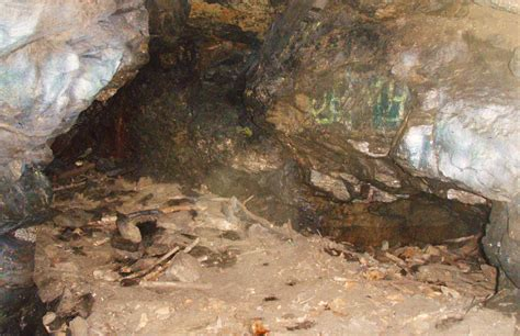 secret gold mine lost goldmine of the wissahickon hidden city philadelphia