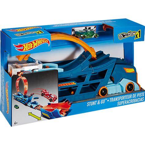 Hotwheel Stunt And Go wheels stunt n go transporter trackset wheels mytoys