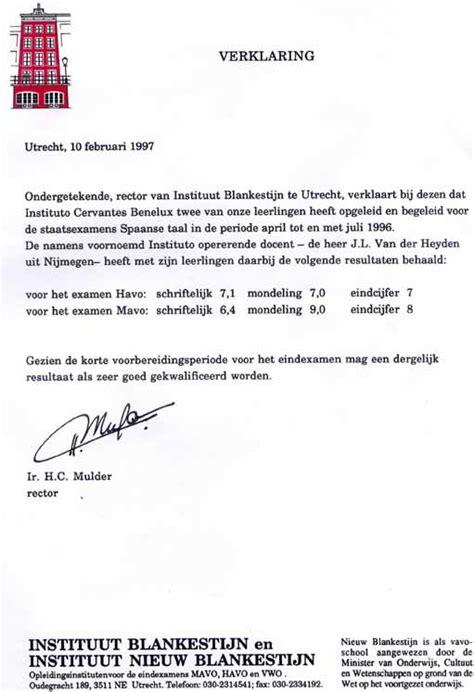 voorstel brief nieuwe collega 16 juni 1997 naamswijziging ter attentie de sector bestuursrecht de