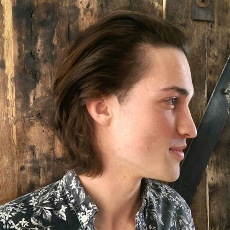 hairstyles for long hair to keep out of face long hair ideas for men