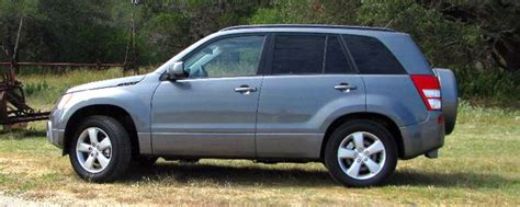 Suzuki Vitara 4wd Problems 2008 Suzuki Grand Vitara 4wd Review Car Reviews
