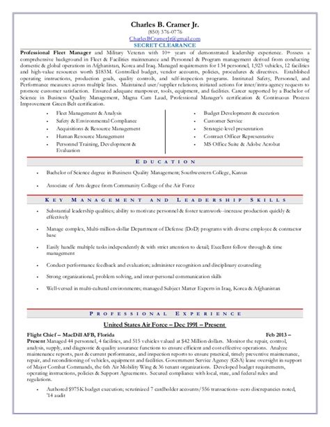 Car Fleet Manager Cover Letter by Fleet Manager Resume Resume Ideas