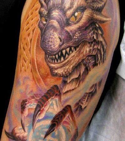 western dragon tattoo designs tattoos inspiring tattoos