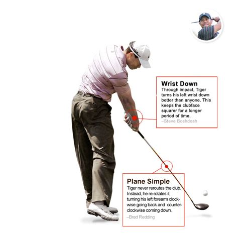position of hands at impact in golf swing best pga tour golf swings golf com