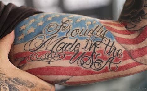 american made tattoo 50 most beautiful flag design ideas