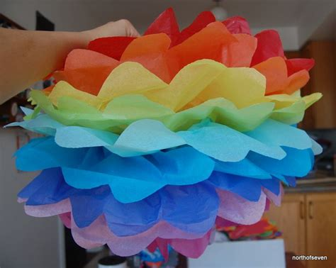 How To Make Tissue Paper Flowers Without Pipe Cleaners - 1000 ideas about tissue paper on crepe paper
