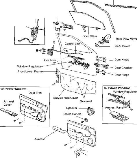 service manuals schematics 2003 toyota 4runner seat position control front door toyota tercel 1996 repair toyota service blog