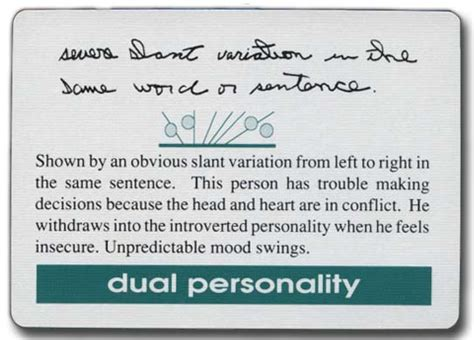 Character Traits Letter H Handwriting Analysis Articles By Bart Baggett 5 Hell Traits Found In Handwriting